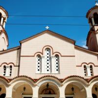 Ιερός Ναός Ευαγγελίστριας / Ίλιον