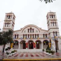 Ιερός Ναός Αγ. Βαρβάρας / Ίλιον